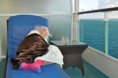 Taking a cruise with the elderly: We took my 95 year old Mom on a cruise right after her birthday. There were a LOT of things I learned about cruising with the elderly. Here they are!