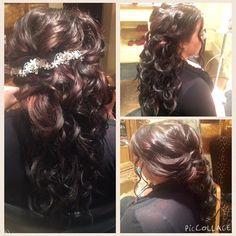 """We ❤️ bridal trial season! Hair by Tawsha"" Photo taken by @jigsawforhair on Instagram, pinned via the InstaPin iOS App! http://www.instapinapp.com (03/12/2015)"