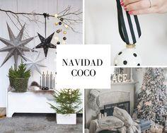 Ideas navideñas inspiradas en Coco Chanel Ideas Navideñas, Coco Chanel, Home Decor, Xmas, Home, Decoration Home, Room Decor, Home Interior Design, Home Decoration