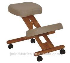 Wood Ergonomic Kneeling Chair