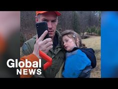 """Officer who found toddler lost in Ontario woods calls him a """"tough little guy"""" - YouTube Water Rescue, Lost In The Woods, In Memory Of Dad, People Running, Blue Bloods, Global News, Save Life, Police Officer, Ontario"""