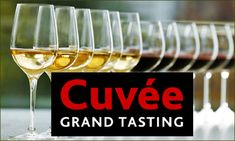 CUVEE GRAND TASTING ( March 23, 2018 )   @ Niagara Falls, Ontario, Canada. Brock University's Cool Climate Oenology and Viticulture Institute (CCOVI)is hosting the Cuvée Grand Tasting at the Scotiabank Convention Centre. Guests will have the opportunity to taste wines and sample signature dishes.
