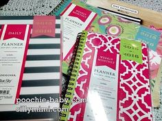 A Look at the New Day Designer - Blue Sky Planners for Target