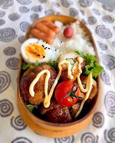 Hajime Oomura's dish photo メンチカツササミオクラ巻きカツ  #snapdish #foodstagram #instafood #food #homemade #cooking #japanesefood #料理 #手料理 #ごはん #おうちごはん #テーブルコーディネート #器 #お洒落 #ていねいな暮らし #暮らし #ランチ #お弁当 #おべんとう #手作り弁当 https://snapdish.co/d/0ujW0a