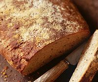 Classic Rye Bread. This tangy bread is made with a petrin, a mixture ...