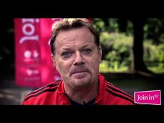Join In partron Eddie Izzard & a host of celebrity ambassadors have a message for everyone who took part and made the Join In Summer so successful. Eddie Izzard, Kiefer Sutherland, Toast, Join, Celebrities, Summer, Summer Recipes, Celebs, Foreign Celebrities