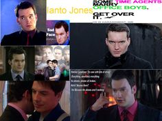 here is a tribute to my favourite torchwood character. we all love Ianto Jones don't we? the icon that says sad face was inspi. My Tribute To Ianto Jones Absolutely Everything, Sad Faces, Torchwood, Get Over It, Doctor Who, Victoria, Deviantart, Doctor Who Baby