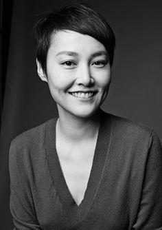 Rinko Kikuchi's new look Mamoru Oshii, Rinko Kikuchi, Pacific Rim, Asian Beauty, Movie Stars, Actors & Actresses, New Look, Handsome, Celebs