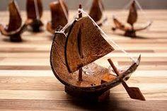 Resultado de imagem para casca de coco
