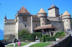Chataux Chillon, Montreux