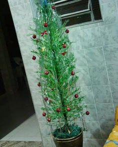 Árvore de Natal de pet