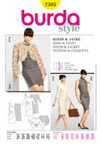 Burda Style, Dress & Jacket