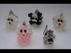 Chaveiros de miçangas ♡Joana D'arc - YouTube                              …