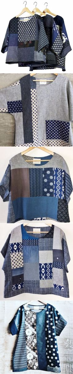 Мой стиль - БОХО! Шьём, вяжем, вышиваем, творим.Лоскутные идеи для одежды