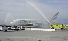 VIDEO: Emirates Launches Longest A380 Flight To L.A.