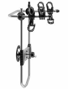 Thule Spare Me 2 Bike Spare Tire Bike Carrier Our heavy-duty bike rack that connects to your rear mounted spare tire now includes Stay-Put Cradles for Spare Tire Bike Rack, Tire Rack, Car Racks, Bicycle Rack, Bicycle Maintenance, Bike Frame, Roof Rack, Cool Bikes, Veils
