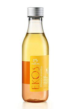 Ekos - Óleo trifásico corporal - Pitanga amarilla