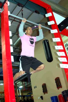 american ninja warrior workout equipment - Google Search