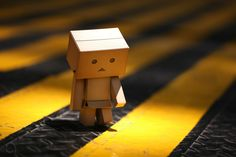 danbo Just Not Big Enough To Play This Game !!!