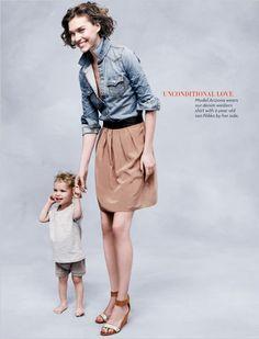 <3 Arizona and her son, Nikko
