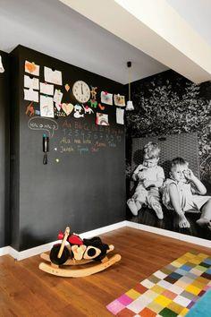 Zdjęcie numer 1 w galerii - Farby tablicowe i magnetyczne: nie tylko na ściany