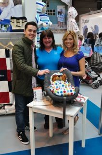 See, Morrck is loved by everyone, including celebs - here's Ray Quinn with Isobel from Morrck..     Morrck are loved for their carseat and buggy accessories for babies and children. They are contemporary versions of footmuffs and cosy toes...
