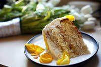 Lactose Free White Cake