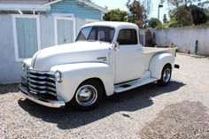 1949 Chevy Pickup Street Rod - $ 19500 (Carpinteria)