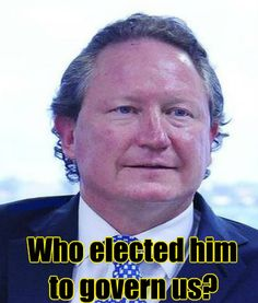 Twiggy Forrest loves telling people what 2 do with their money! But until he starts paying taxes he can STFU! #AusPol pic.twitter.com/Ctoqben0vF