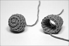Making Basic Amigurumi Shapes: Sphere and tube