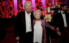 Why did Richard Branson suggest parents to smoke marijuana with their children?