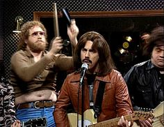 i've got a fever. and the only prescription....is more cowbell.