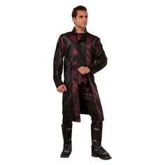 The Avengers Age of Ultron Men's Hawkeye Costume