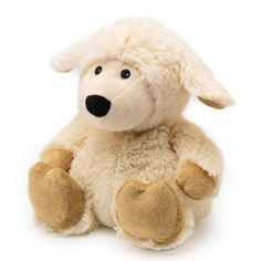 Microwaveable Hot Water Bottle Sheep