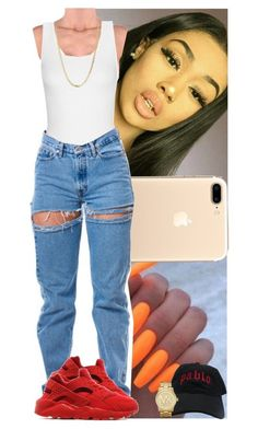 """""""Untitled #801"""" by msixo ❤ liked on Polyvore featuring Yummie by Heather Thomson, Bianca Pratt, NIKE and Michael Kors"""
