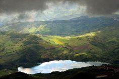 The Lake of Casoli in Abruzzo... www.abruzzoupndown.com