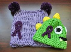 Epilepsy Awareness, I want to learn how to put the purple ribbon on things i've already made!