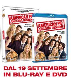 Con Postepay fun vinci il DVD di American Pie: ancora insieme