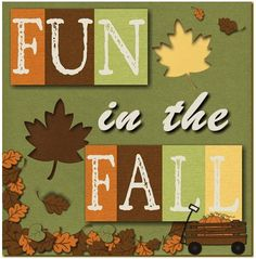 A list of fun Fall events and activities for 2013