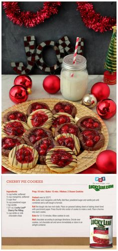 Easy as Pie Thumbprint Cookies | Perfect Christmas Day Treat