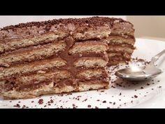Čokoladna keks torta | Verina mala kuhinja