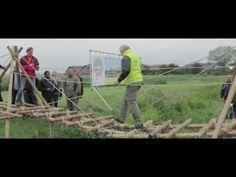 Outdoor teambuilding | Brug Bouwen | BuitenBusiness - YouTube