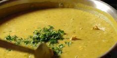 Mulligatawny soup, photo by Anjuli Ayer