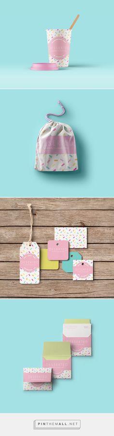 Desserted Branding by Emma Azzopardi | Fivestar Branding – Design and Branding Agency & Inspiration Gallery