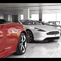 Aston Martin #astonmartin #virage #dbs - @autometh- #webstagram