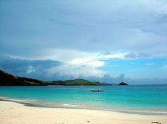 A beautiful Calaguas Island for you is away 45 min distance from Manila only.