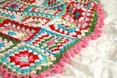 Ravelry: stripey-mooka's Kaleidoscope Blanket