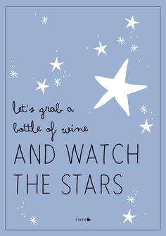 Watch the stars | Elske | www.elskeleenstra.nl