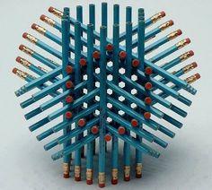 Pencil Decoration Piece