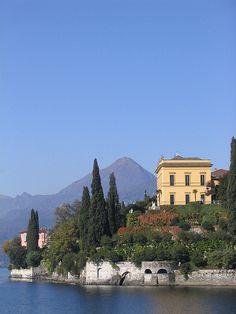 Villa Cipressi, Varenna, Lake Como, Italy